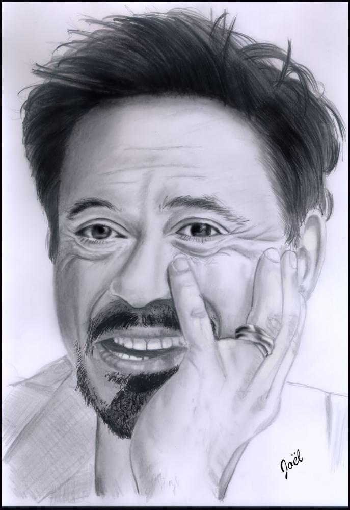 Robert Downey Jr by klk68